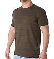 Saxx Underwear 3 Six Five Pima Cotton Crew Neck T-Shirt SXTS18