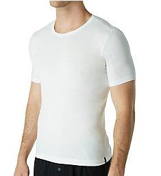 110ef6736e Schiesser 95 5 Crew Neck T-Shirt 205430 - Schiesser Undershirts