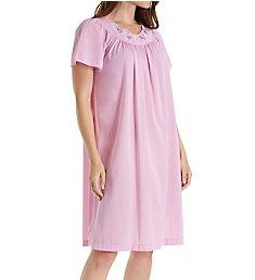 Shadowline Petals Short Sleeve Gown 36280