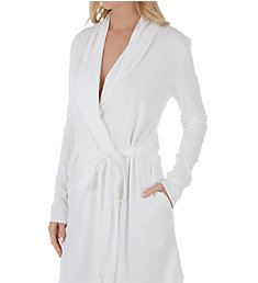 Skin Double Layer Wrap Robe SSFJ8472