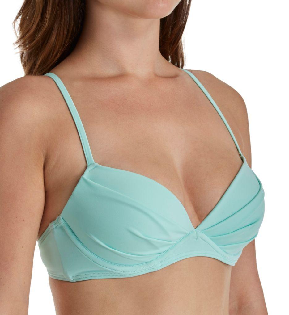 Smart and Sexy Swim Secret The Heavenly Convertible Swim Top SA1002
