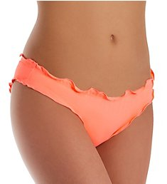 Smart and Sexy Swim Secret The Ruffle Cheeky Bikini Swim Bottom SA1008
