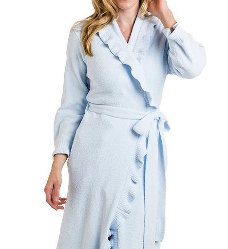 Softies by Paddi Murphy Ruffle Robe 5700