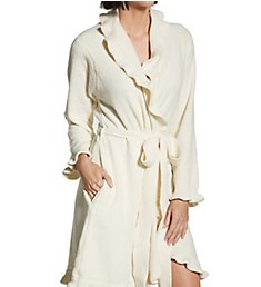 Softies by Paddi Murphy Short Ruffle Robe 8300