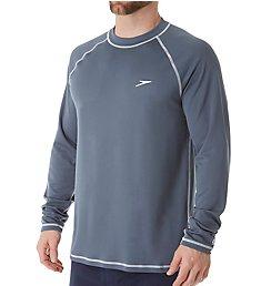 Speedo Easy Long Sleeve Loose Fit Swim Tee 7482183