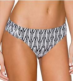 Sunsets Willow Femme Fatale Tab Side Brief Swim Bottom 22BWI