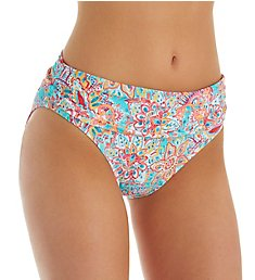 Sunsets Fiesta Flora Unforgettable Brief Swim Bottom 27BFF