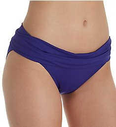 Sunsets Sapphire Unforgettable Fold Brief Swim Bottom 27BSP