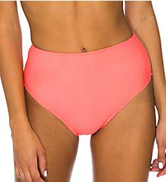 Sunsets Bright Guava The High Road Brief Swim Bottom 30BBG