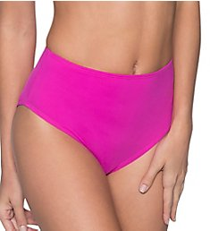 Sunsets Blossom The High Road High Waist Brief Swim Bottom 30BBS