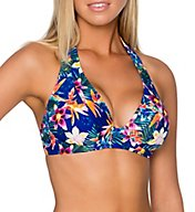 Sunsets Mahola Muse Underwire Halter Swim Top 51MAH