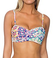 Sunsets Mambo Iconic Twist Underwire Convertible Swim Top 55MAM