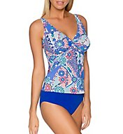 Sunsets Impulse Forever Underwire Twist Tankini Swim Top 77IMP