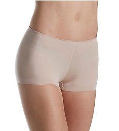 TC Fine Intimates Microfiber Wonderful Edge Boyshort Panty A406