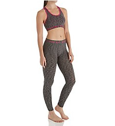 Under Control Never Quit Sports Bra and Legging Athleisure Set CF-70001