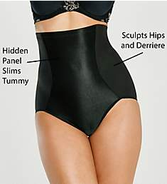 Va Bien Minus Touch Firm Control High Waist Brief 3766