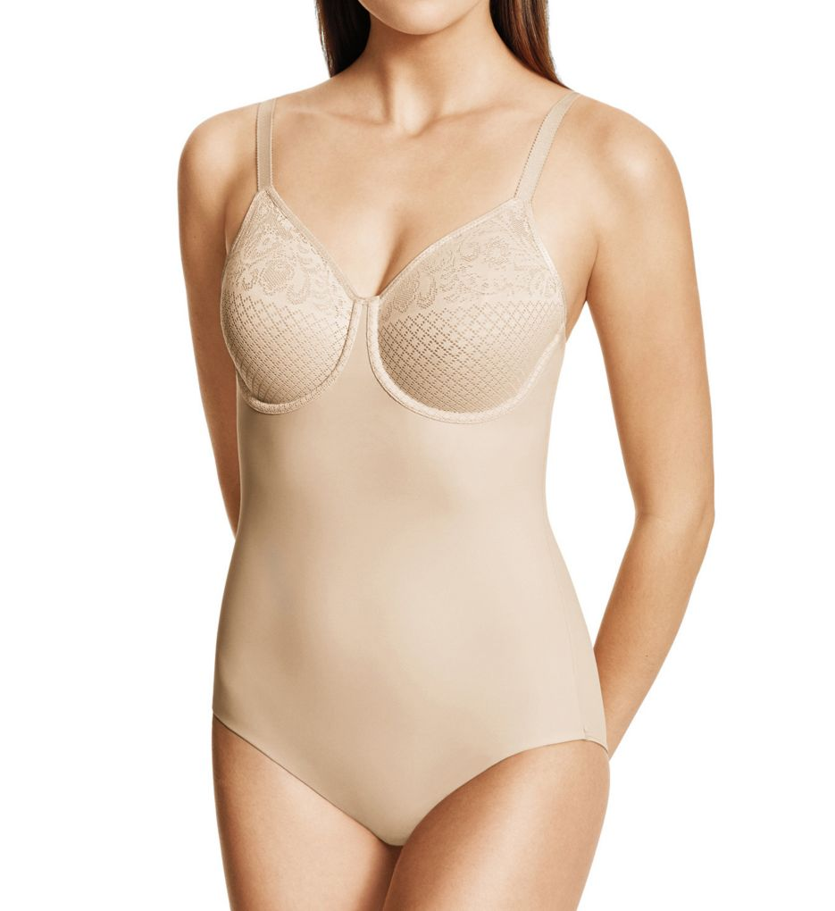 Wacoal Visual Effects Minimizing Bodysuit 801210
