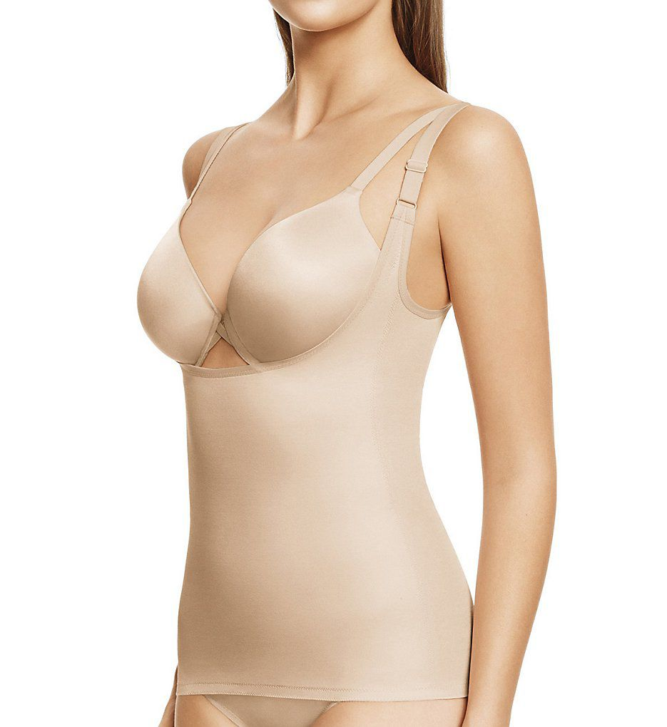 Wacoal Zoned For Shape Cupless Torsette Camisole 802258