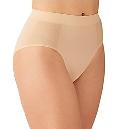 Wacoal Keep Your Cool Shaping Hi-Cut Brief Panty 808378