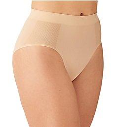 Wacoal Keep Your Cool Shaping Hi-Cut Brief Panty 808378