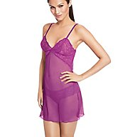Wacoal So Sophisticated Chemise with Lace 814287