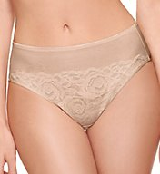 Wacoal Stark Beauty Hi-Cut Brief Panty 841225