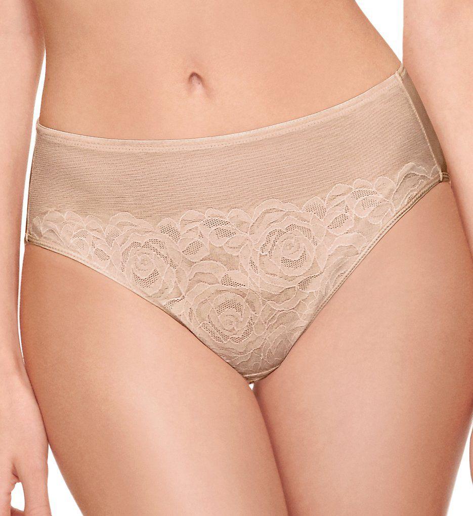 Wacoal Stark Beauty Hi-Cut Brief Panty 841225