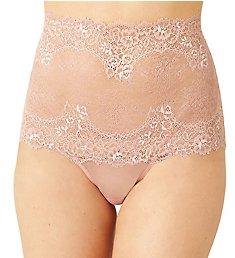 Wacoal Level Up Lace Hi Waist Thong Panty 844369