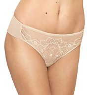 Wacoal Take the Plunge Lace Tanga Panty 845273