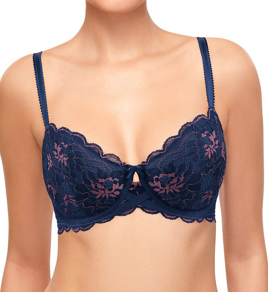 Wacoal Fire and Lace Underwire Bra 851252