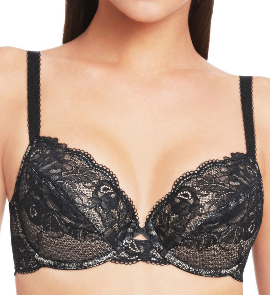 Wacoal So Sophisticated Two Part Cup Underwire Bra 851287