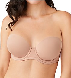 Wacoal Red Carpet Strapless Full-Busted Underwire Bra 854119