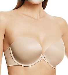 Wacoal Amazing Assets Smoothing Strapless Push Up Bra 854220