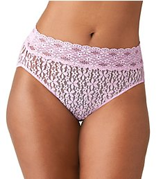 Wacoal Halo Lace Hi-Cut Brief Panty 870305