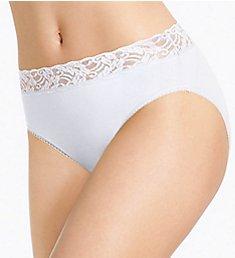 Wacoal Cotton Suede New Hi-Cut Brief Panty 871235