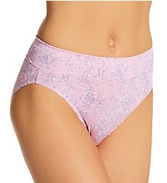 Warner's All Day Fit No Pinching Hi-Cut Brief Panty 5138J