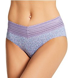 Warner's No Pinching No Problems Hipster Panty with Lace 5609J