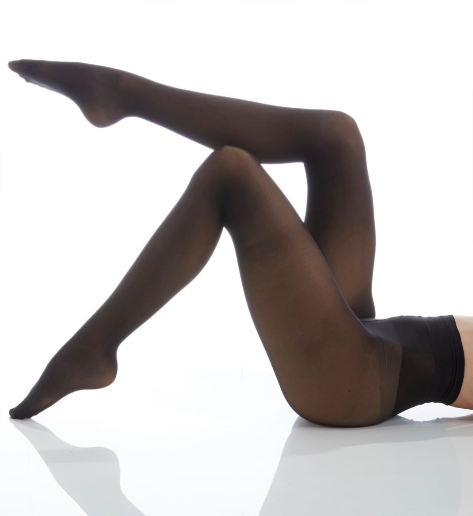 Wolford Comfort Cut 40 Denier Tights with Custom Waistband 14555