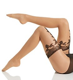 Wolford Allure Faux Stocking Tight 14623