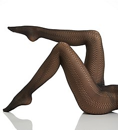 Wolford Jennifer Glitter Net Tights 14655