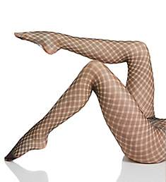 Wolford Bobbi Geometric Net Tights 19226