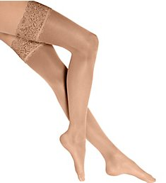 Wolford Satin Touch 20 Stay-Ups 21223