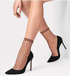 Wolford Tina Summer Net Socks 41550