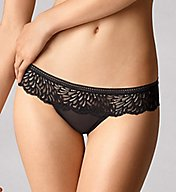 Wolford Tulle French Lace String Panty 69721