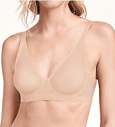 Wolford Tulle Flock Full Cup Underwire Bra 69861