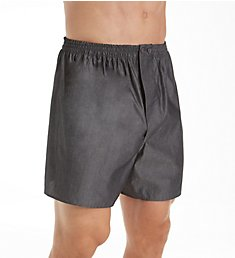 Zimmerli 2 Ply End on End Boxer Short 8008